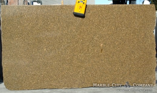 Carioca Gold - Granite Countertops Bay Area, California. Slab view — Slab View