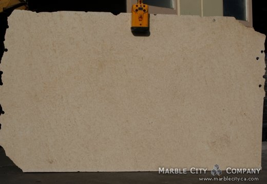 Giallo Atlantide Honed - Marble Countertops San Francisco, California. Slab view — Slab View