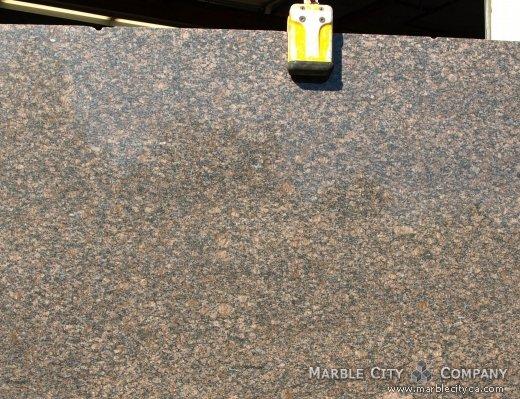 Sapphir Brown - Granite Countertops Bay Area, California. Slab view — Slab View