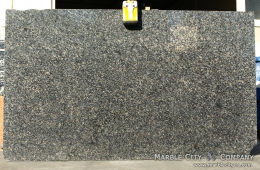 Sapphire Blue - Granite Countertops San Francisco, California. Slab view — Slab View