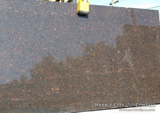 Tan Brown - Granite Countertops San Jose, California. Slab view — Slab View