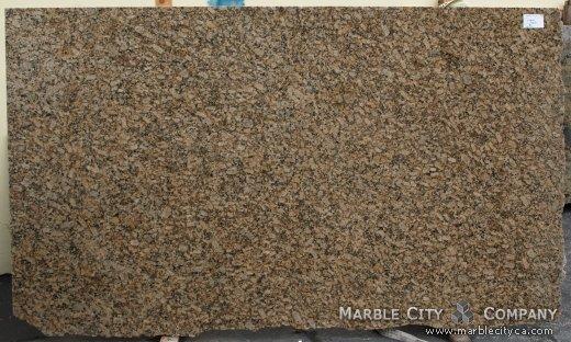 Giallo Fiorito - Granite Countertops Bay Area, California. Slab view — Slab View