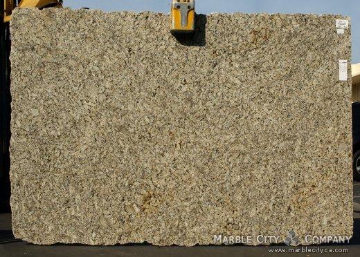 Oro Napoleone - Granite Countertops Bay Area, California. Slab view — Slab View