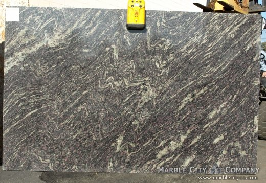 Ametista - Granite Countertops Bay Area, California. Slab view — Slab View