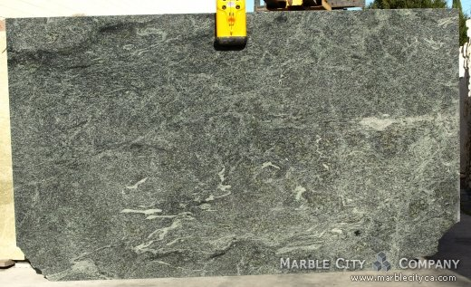 Arctic Green - Granite Countertops Bay Area, California. Slab view — Slab View