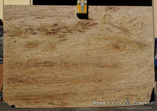 Shivakashi - Granite Countertops Bay Area, California. Slab view — Slab View