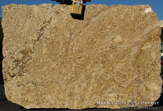 Solarius - Granite Countertops San Jose, California. Slab view — Slab View