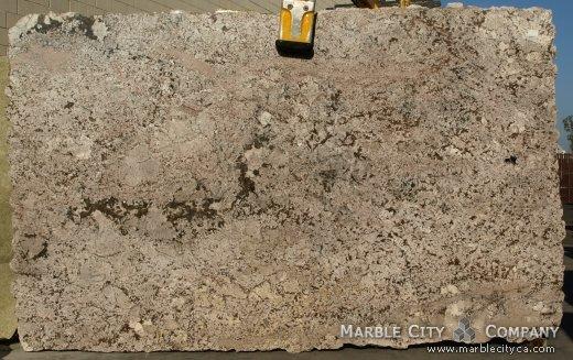 Bianco Antico - Granite Countertops Bay Area, California. Slab view — Slab View