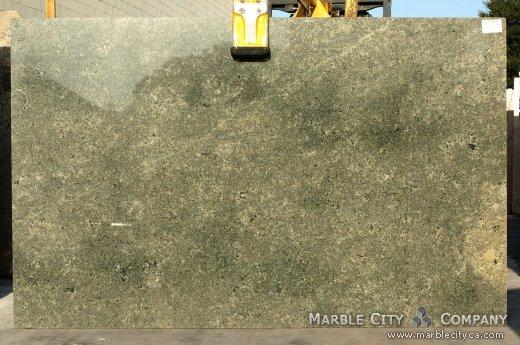 Emerald Green - Granite Countertops Bay Area, California. Slab view — Slab View