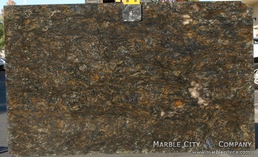 Asterix - Granite Countertops San Francisco, California. Slab view — Slab View