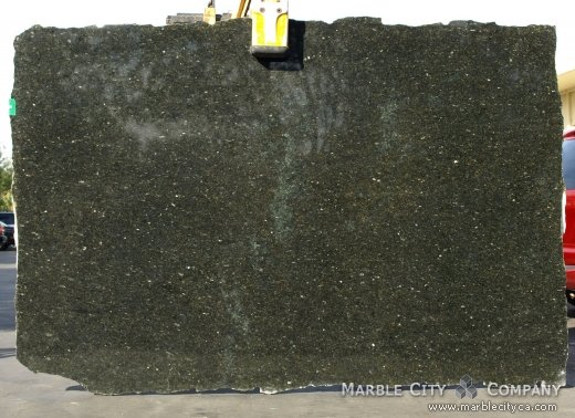 Uba Tuba - Granite Countertops San Francisco, California. Slab view — Slab View