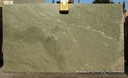 Costa Smeraldo - Granite Countertops Bay Area, California. Slab view — Slab View