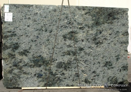 Labrodorite Multicolor - Granite Countertops Bay Area, California. Slab view — Slab View
