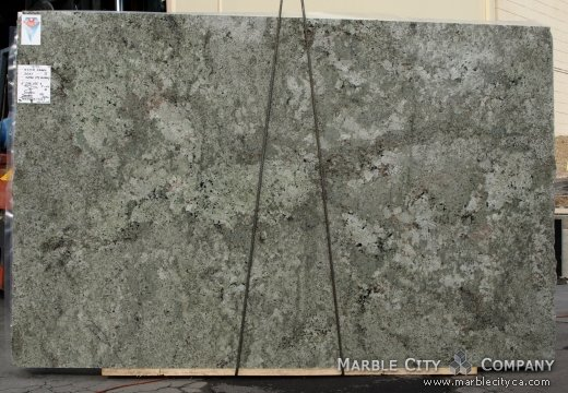 Namib Green - Granite Countertops Bay Area, California. Slab view — Slab View