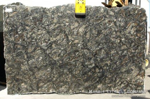 Metallic - Granite Countertops Bay Area, California. Slab view — Slab View