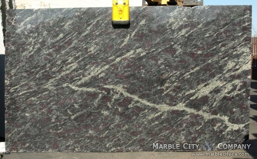Amadeus Italy - Granite Countertops San Francisco, California. Slab view — Slab View