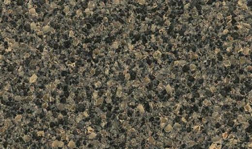 Black Forest - Zodiaq Quartz Countertops Bay Area, California. Slab view — Slab View