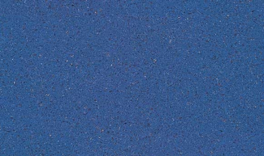 Navy blue flower quartz stone double color quartz for Navy blue granite countertops