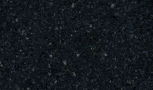 Galaxy Black -  Zodiaq Quartz Countertops Bay Area, California. Slab view — Slab View