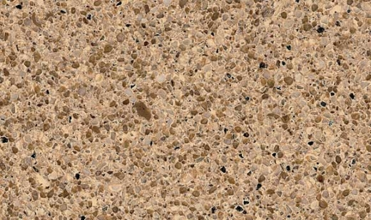 Toasted Almond - Quartz Countertops Bay Area. Slab view — Slab View