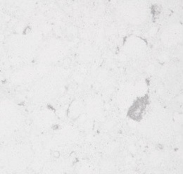 Bianco River - Silestone Countertops Bay Area, California. Slab view — Slab View