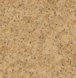 Antique Gold - Silestone Countertops San Francisco, California. Slab view — Slab View