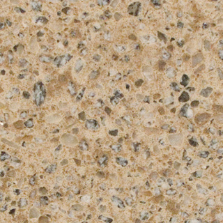 Athenian Gold - MSI Quartz Countertops San Francisco, California. Slab view — Slab View