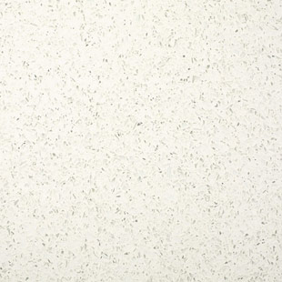 Snow Flurry - IceStone Countertops Bay Area, California. Slab view — Slab View