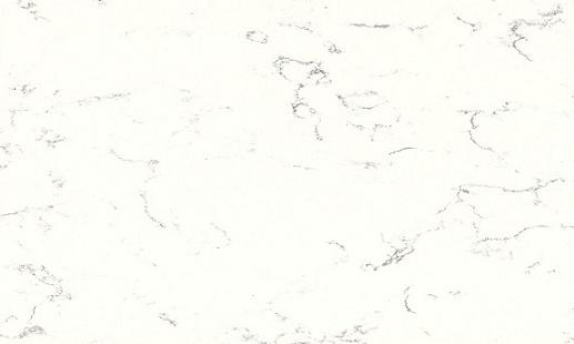 Coarse Carrara - Zodiaq Quartz Countertops Bay Area, California. Slab view — Slab View
