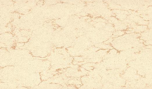 Coarse Marfil - Zodiaq Quartz Countertops San Jose, California. Slab view — Slab View