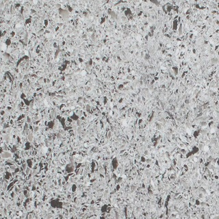 Cascade White - MSI Quartz Countertops San Francisco, California. Slab view — Slab View