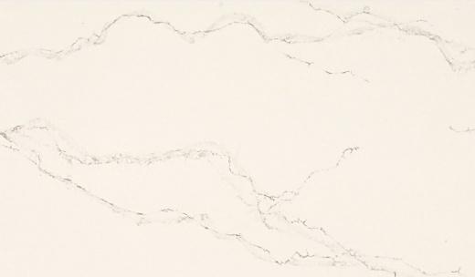 Statuario Nuvo- Caesarstone Quartz Bay Area. Slab view — Slab View