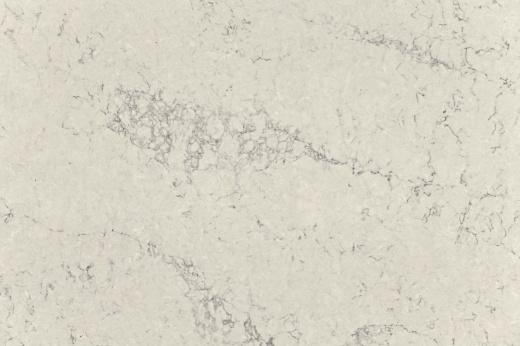 Noble Grey - Caesarstone Quartz Bay Area. Slab View — Slab View