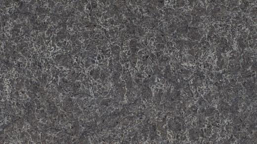 Coastal Grey - Caesarstone Quartz Bay Area. Slab View — Slab View