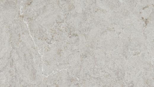 Bianco Drift Caesarstone Quartz Bay Area. Slab View — Slab View